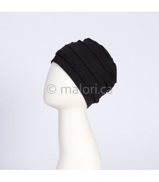 Bonnet le softie uni - noir