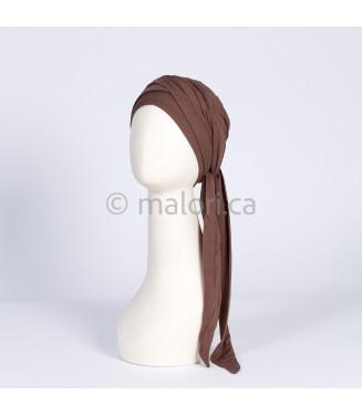turban softie Wrap en bambou