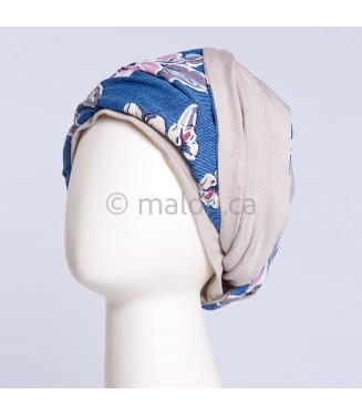 Turban- Easy Tuck -056