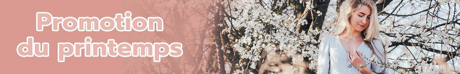 Promotions du printemps